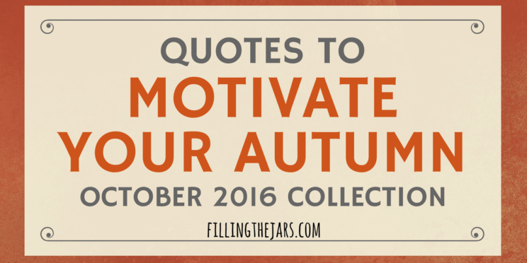 Motivation Archives Filling The Jars