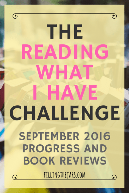 "Reading What I Have Challenge - September 2016 | {The month of failure - but I read a great book!} It was a tough month for my ""Reading What I Have"" Challenge. Click through to find out what happened and read my review of Sally Miller & Gina Horkey's new kindle book ""Make Money Freelance Writing"" 