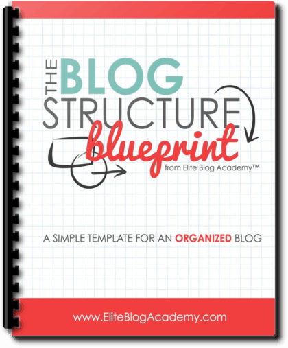 Elite Blog Academy Blog Structure Blueprint