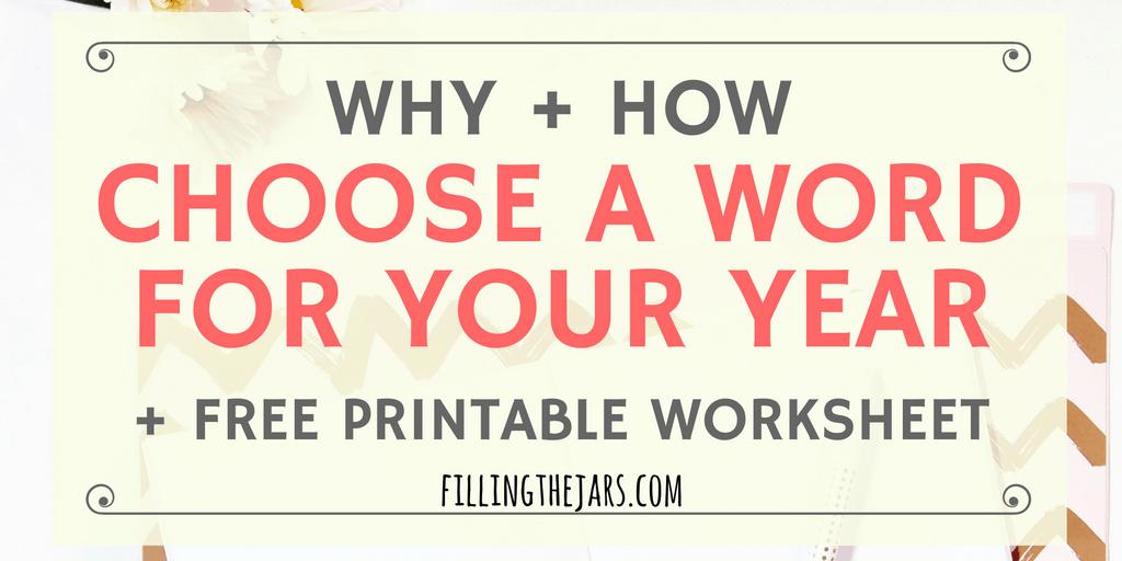 word personal motivational action why need choosing fillingthejars help worksheet printable
