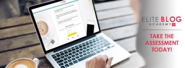 elite blog academy free assessment