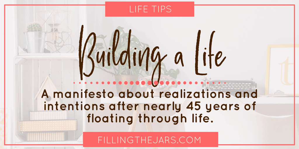 Beginning with a prompt to write a manifesto, the result is this statement of realizations and intentions resulting from nearly 45 years of floating through life. Click through to read, and maybe learn something about yourself in the process... #lifetips #motivation #inspiration #goals #followyourdreams