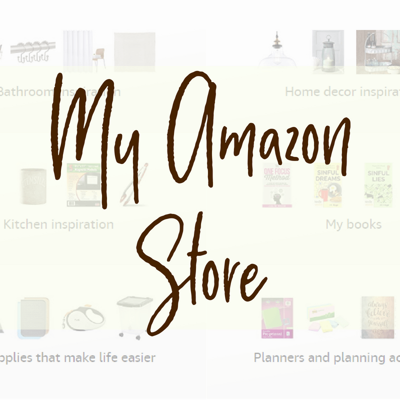 See all the products I've been collecting to help you make your life easier and more organized -- and your home more beautiful. Click through to check it out! {#AmazonInfluencer afflink}