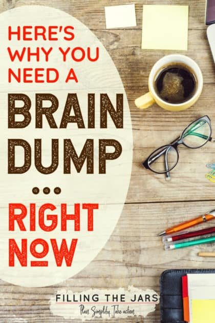 Here's how to do an effective brain dump -- the perfect tool for overwhelmed overthinkers. Get those swirling thoughts out of your head and in a place where you can make logical sense of them and create a productive action plan for each next best step. Read more and grab a printable brain dump page to print and use every day… #planning #braindump #goals #printable #motivation #productivity #ftj
